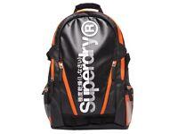 Superdry men's Sonic Tarp backpack
