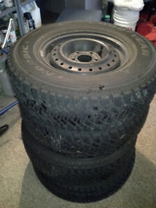 FORD ESCAPE WINTER TIRES FOR SALE