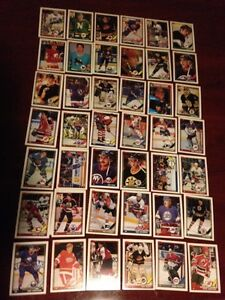 For Sale: Topps 1991-92 Hockey Cards (Lot of 106 Cards) Sarnia Sarnia Area image 2