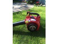 Honda garden blower