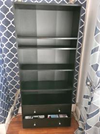 Storage/bookcase unit