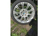 BMW 5 series E60 Alloy