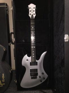 BC Rich Mockingbird Pro X Guitar Mitchell Gungahlin Area Preview