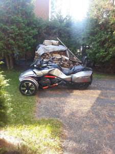Can Am Spyder F3 T 2016