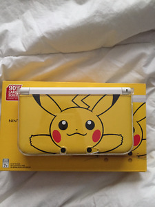 Limited Edition Pikachu 3DS XL