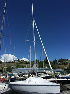 2005 Hunter 216 Sailboat For Sale