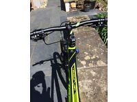 "Cube Attention SL 29"" Hardtail Mountain Bike 2016"