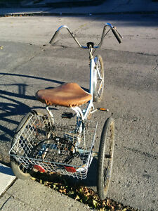 Desoto Adult Tricycle w Super Fat Seat London Ontario image 2