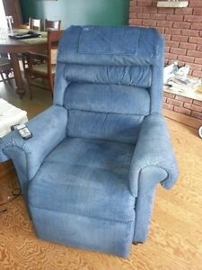 Sit/Stand Electric Recliner