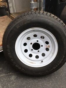 Load star ST205/75D14 Trailer Tire