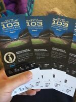 $300 grey cup tickets for $200