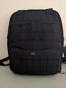 LUG Sprout Carry-All Tote/Backpack/Overnight Bag