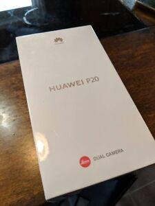 BNIB Huawei P20 Black 128GB Unlocked