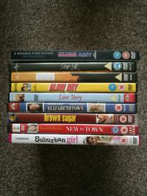 DVDs Rom-Coms, Chick Flicks