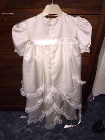 Clair De lune Christening gown