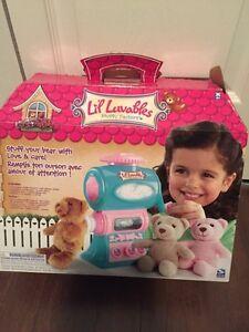 Build a bear kit