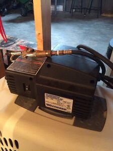 Westward 0.75hp air compressor