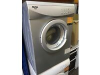 New Graded Bush 6kg Vented Dryer Silver