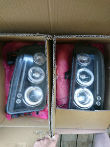 Spec d halo headlights for 2010 charger