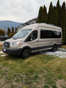 2018 Ford Okanagan Tribute RV