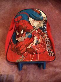 Spider-Man trolley suitcase