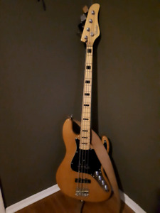 Schecter Diamond J plus bass FOR SALE OR TRADE