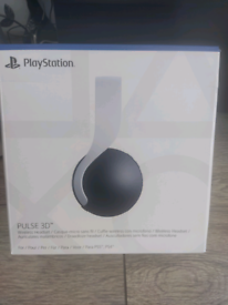 PS5 3D Pulse Headset