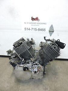 Yamaha V STAR 1100 vstar 1100 moteur a vendre 47000km