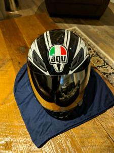 Brand New AGU Motorcycle Helmet