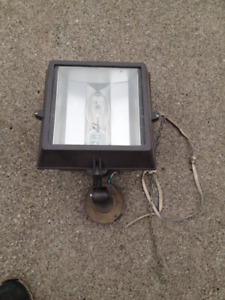 Yard Light - Very bright and low wattage