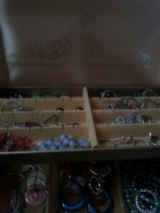 jewellery boxes and jewellery ,purses