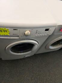 Zanussi Washing Machine 7kg For Sale