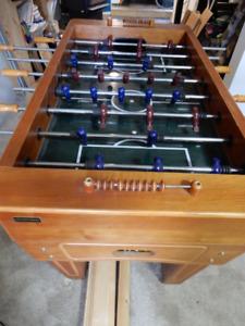 Harvard Foosball Table