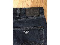 Armani jeans for sale size 34