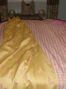 Duvet Cover and Drapes