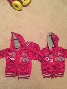 Two super cute Jackets