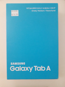 Galaxy Tab A (Sealed, Scellé)