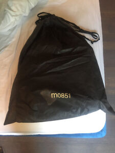 M0851 Leather Backpack