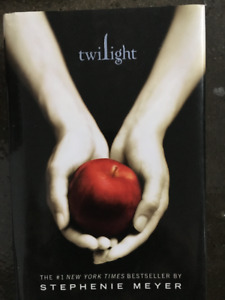 Livre Twilight, tome 1, hardcover, ENGLISH