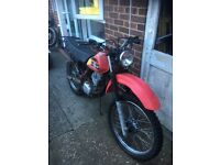 X streem off road project motocross non runner