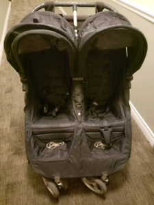 City mini double stroller ( double and triple stroller)
