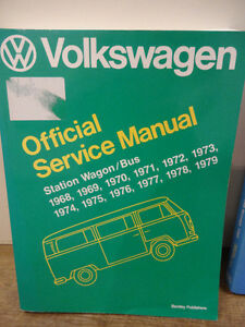 Volkswagen Beetle & Bus Manuals at The Old Attic