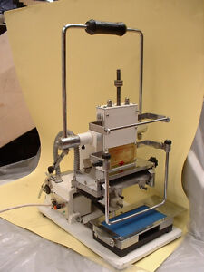 Hot Foil Stamping Machine- SLE 1000 Hot Stamp Printer, $200.00