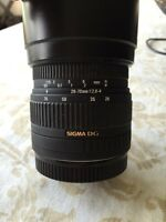 Sigma 28-70mm f/2.8-4 for Canon