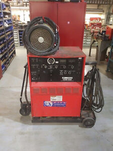 Welder Canox CSW-500 Miller Coolmate 4 Tig Torch with Remote