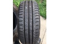 Tyre 195/55/R15