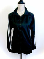 Penmans Black Zip Up Track Jacket - Mens Medium
