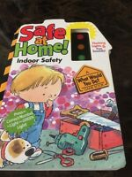 Home safety book