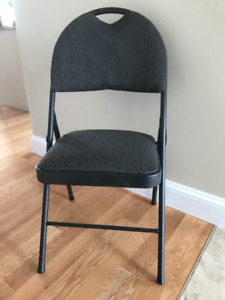 For Sale ... 6 Folding Chairs