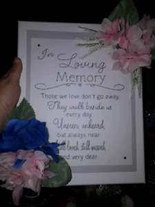 Wedding Event Memorial Canvas